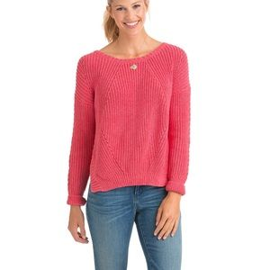 Vineyard Vines Space Dyed Bonfire Pullover Sweater